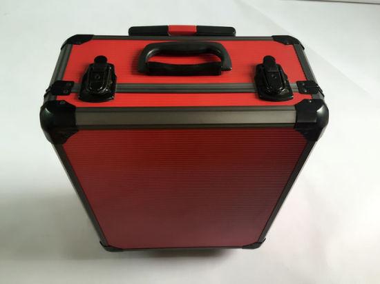 Aluminum Trolley Tool Case (KeLi-1110)
