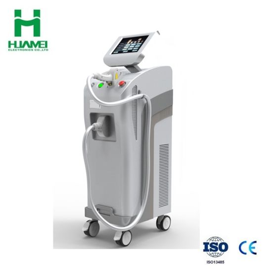 Professional 808nm Diode Laser Hair Removal Machine with Print Function pictures & photos