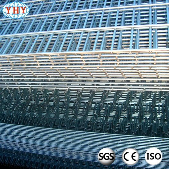 China Electro Galvanized Welded Wire Mesh Panel - China Fence, Fencing