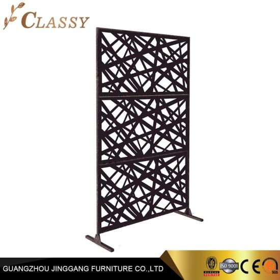 Gauge Galvanized Stainless Steel Laser Cut Divided Screen for Ceiling or Wall