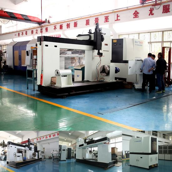 Heat Treatment Laser Cladding Equipment with Coaxial Powder Feeding System pictures & photos
