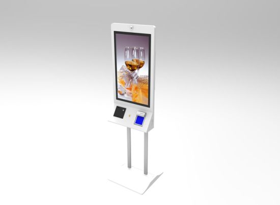Selfservice Terminal with Windows OS and PC Built in