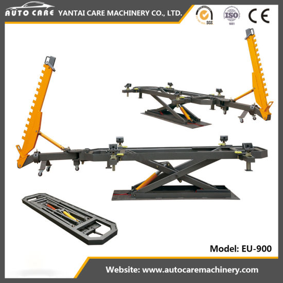 Ce Approved European Style Auto Body Repair Frame Machine