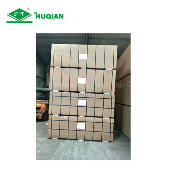 China Bangladesh Melamine Mdf Board Price 1220x2440x21mm E2 For Mdf