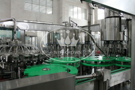 Automatic 3 in 1 Alcohol Filling Machine (BGF48-48-12) pictures & photos
