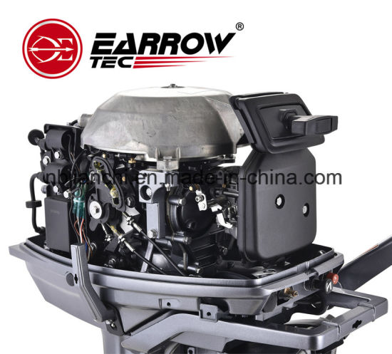 New China Outboard Engine/ Outboard Motor 15HP/9.9HP 2stroke and 4 Stroke / Outboard Boat Engine pictures & photos