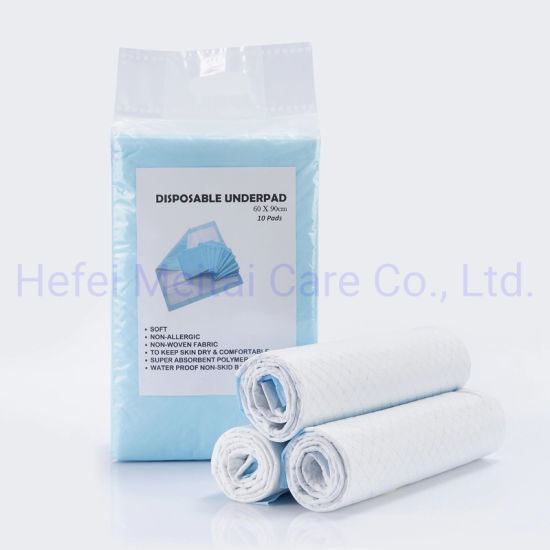 Disposable Best Selling Custom Design Keep Clean Underpad Manufacturer in China