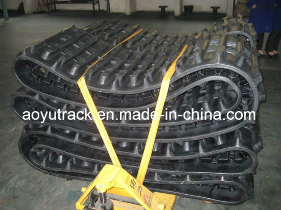 Good Quality Rubber Track for BV206 ATV pictures & photos