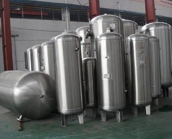 30bar High Pressure Air Recevier Tank pictures & photos