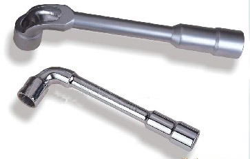 L-Type Wrench with Hole (LW-01) pictures & photos