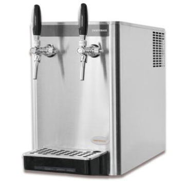 Soda Water Counter Top Stainless Steel Water Cooler