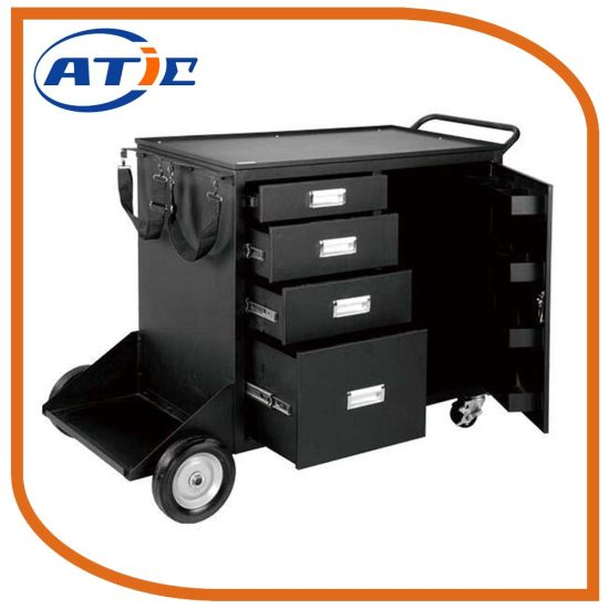 Welder Cart with Tool Box (XH-WC-2) pictures & photos