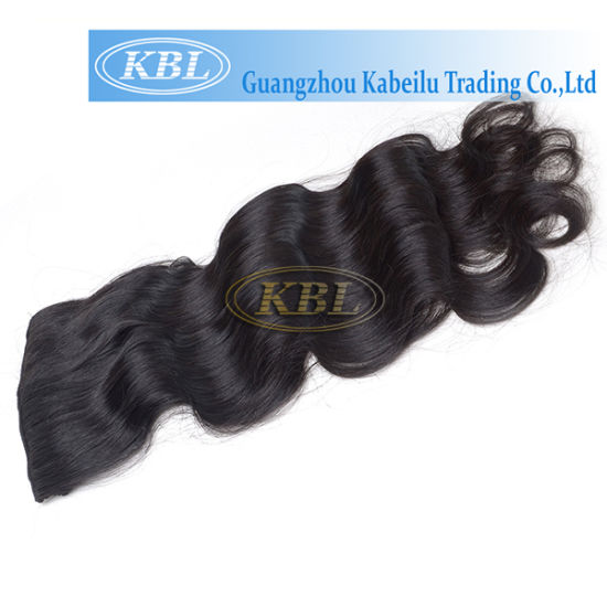 Brazilian Hair Weaving Clip-in Hair pictures & photos