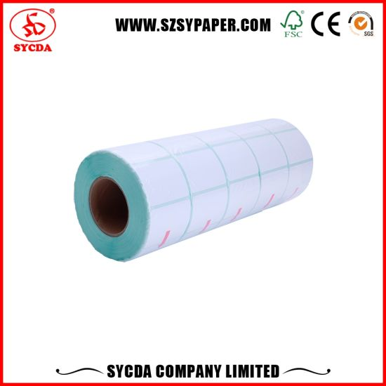 Wholesale Logistic Label Thermal Self Adhesive Sticker pictures & photos