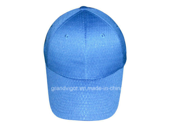 7923ce82bee China Plain Polyester Mesh Baseball Cap with Sandwich - China Mesh ...
