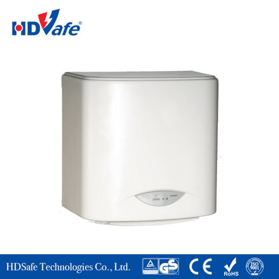 Commercial Restroom Modern Plug-in ABS Cover Hand Dryer with Drying Methods pictures & photos