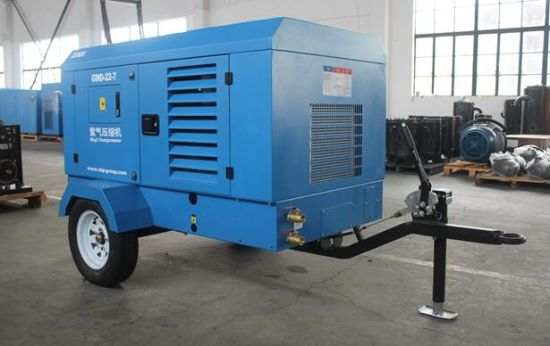 High Quality Portable Electric Air Compressor pictures & photos