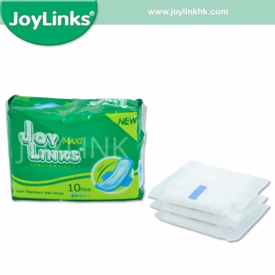 Lady Blue Inner Liner 260mm Ultra-Thin Sanitary Napkins pictures & photos