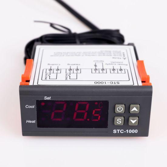 Temperature Sensor for Heating Element Temperature Control Stc-1000