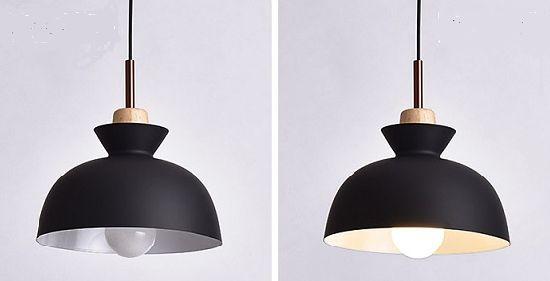 Nordic Style Creative Simple Cup Shape Pendant Lamp