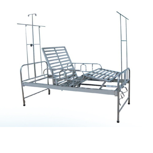 BS-728 Two Function Manual Hospital Bed Medical Bed Medical Supply