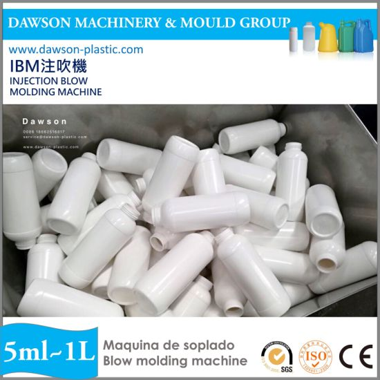 100ml 500ml 1L Chemical Bottles High Speed Blow Molding Machine pictures & photos