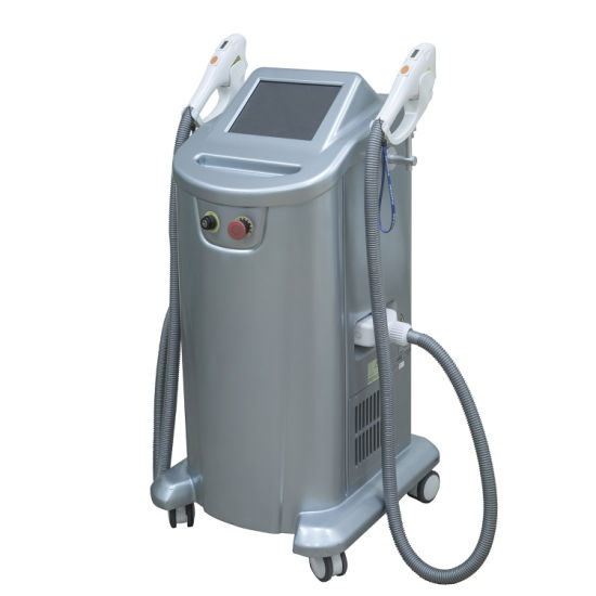 Opt IPL RF Laser Hair Removal Beauty Machine for Skin Rejuvenation pictures & photos
