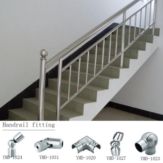 Precision Casting Stair Handrail Ing Stainless Stees Staircase Armrest Ings Face Pipe Connector