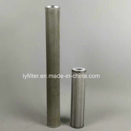 Ss 304 316 Stainless Steel Wire Mesh Water Filter Cartridge