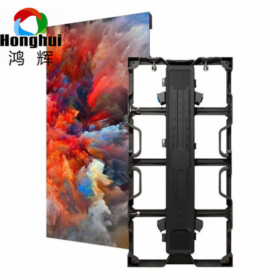 P3.91 Screen Indoor Module LED Display Sign Wall for Advertising