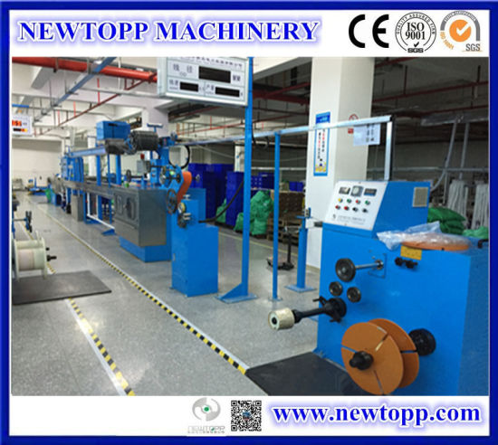 70mm Extrusion Electric Wire and Cable Production Line pictures & photos