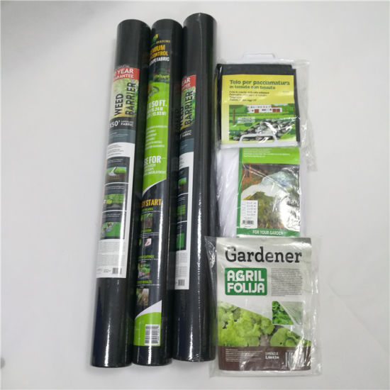 Biodegradable Nonwoven Fabric Agricultural Cover pictures & photos