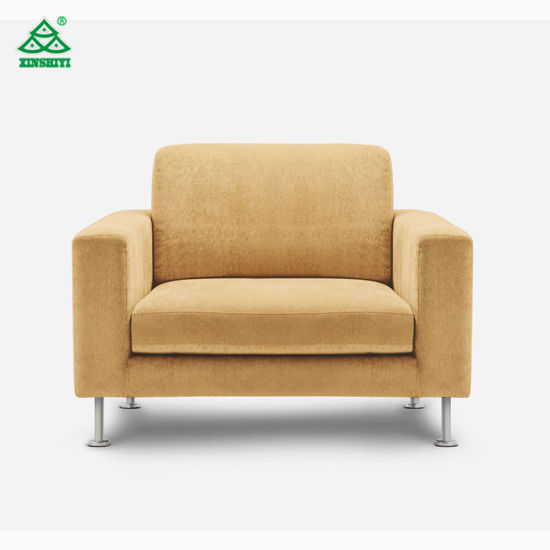 Customized Color And Material One Seat Sofa