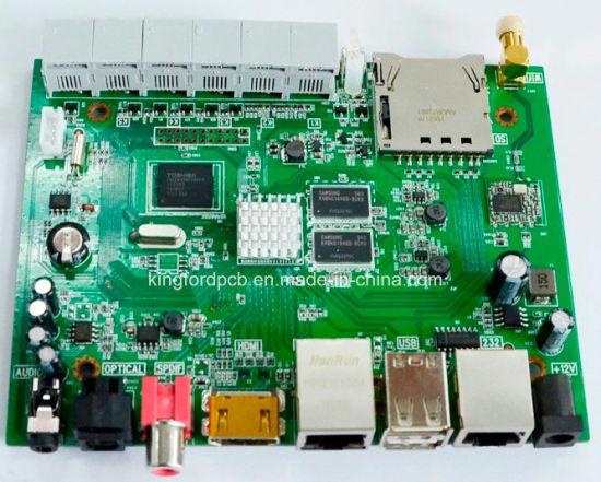 Industrial Main Board PCBA SMT DIP OEM EMS SMD Assembly