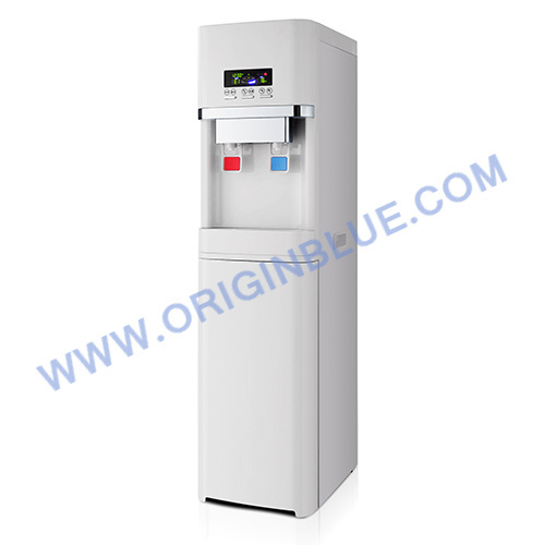 Hot and Cold Water Dispenser with RO Water Purifier