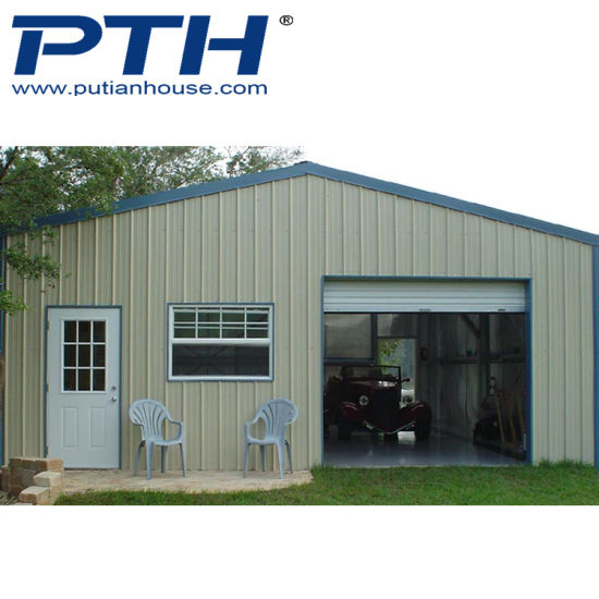 China Hot Ing Prefab Steel, How Much Is A Prefabricated Garage