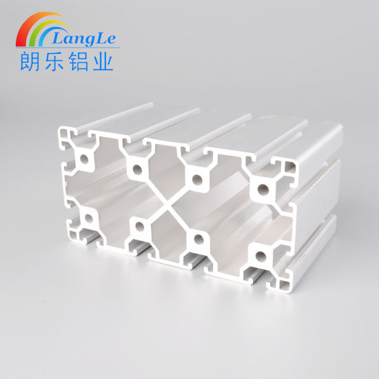 China Customized Industry Aluminium Profiles 80X80 Extruded ...
