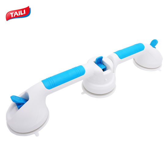 2018 Bathroom Toilet Hand Grips Suction Grab Bar for Home