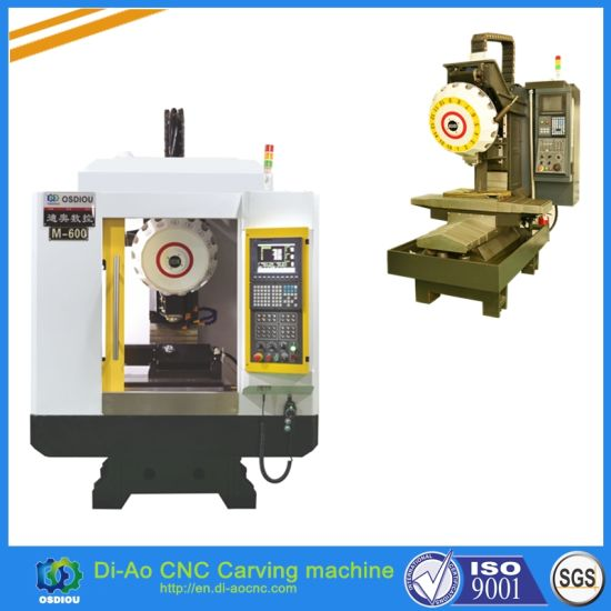 Horizontal Metal CNC Drilling and Tapping Machine for India pictures & photos