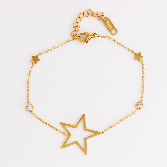 Fashion Jewelry Ladies Chain Adjustable Bracelet Gold Designs China Fashion Bracelets Gold And Ladies Bracelet Designs Price Made In China Com