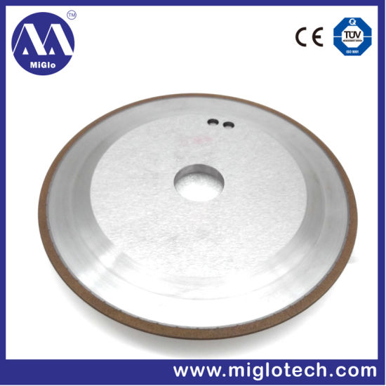 Customized CBN Cutting Wheel for High Speed Steel Saw Blade Slot (GW-200001) pictures & photos