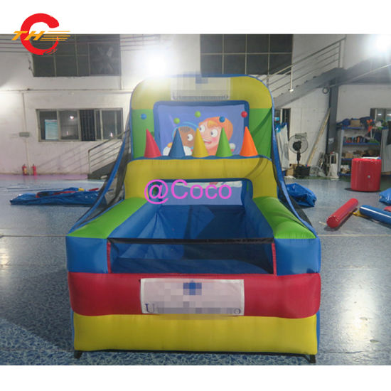 China 2 3x1 7x2 2 Inflatable Carnival Games Sea Balls Dart Ball