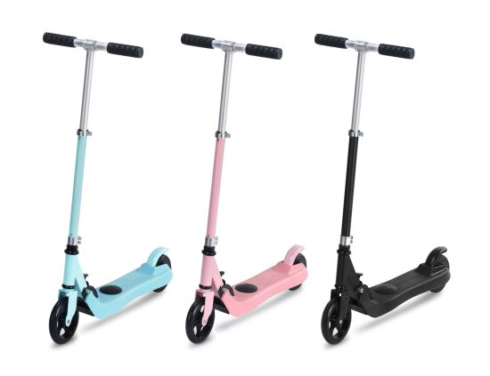 Folding Electric Mobility Scooter Kids 120W Electric Scooter Q3