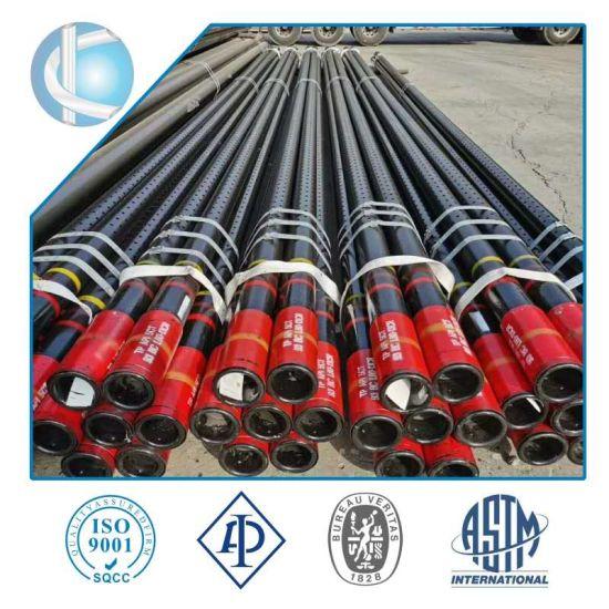 API J55 Petroleum Seamless Steel Oil Precision Casing Pipes