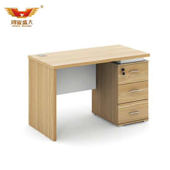 China Wholesaler Cheap Simple Design Office Desk Panel Wood ...