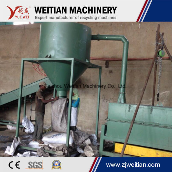 Drink Cola Soda Bottle Plastic Recycling Washing Plant