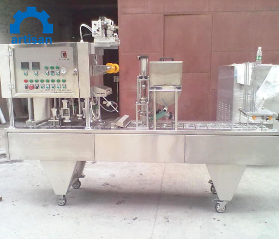 Wholesale Full Automatic Cup Noodle Shrink Film Packing Machine