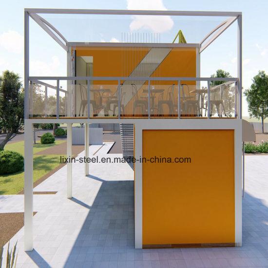 Affordable Prefab House Prefabricated Building Modular Home