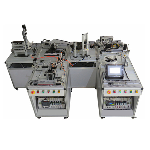 Mechatronics Training Equipment Didactic Equipment Flexible Manufacturing System Fms pictures & photos