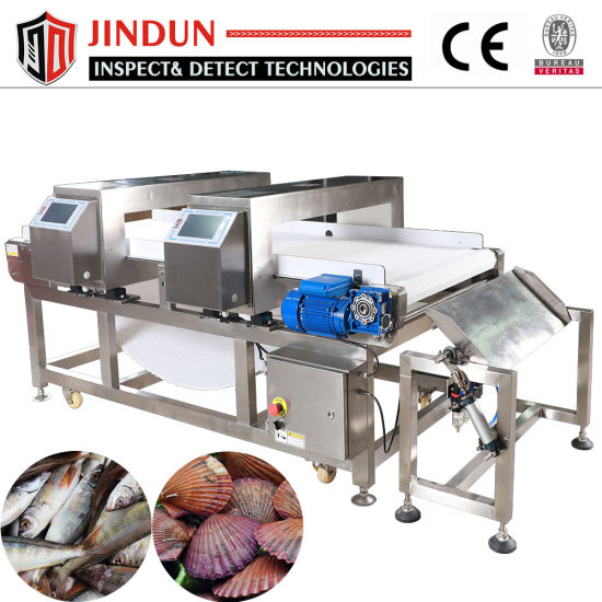 High Sensitivity Conveyor Belt Metal Detector for Food Industry